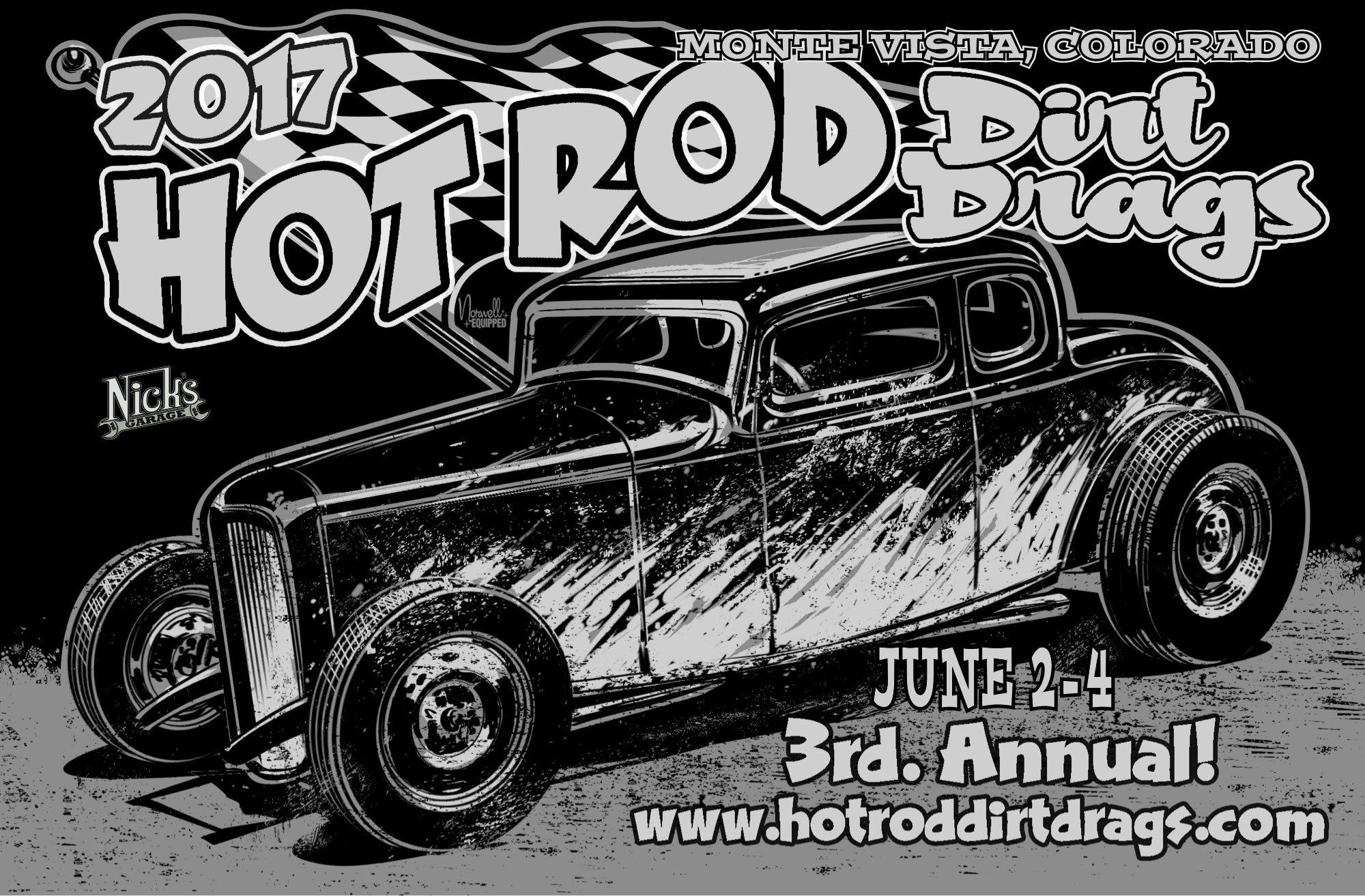 2017 Hot Rod Dirt Drags Dates